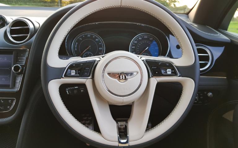 Bentley Bentayga (Hybrid – Eco)