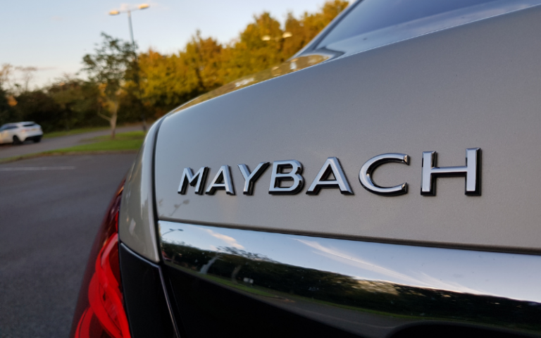 Maybach S650 V12